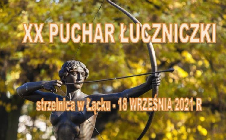 XX Puchar Łuczniczki 18 września 2021 – strzelnica w Łącku